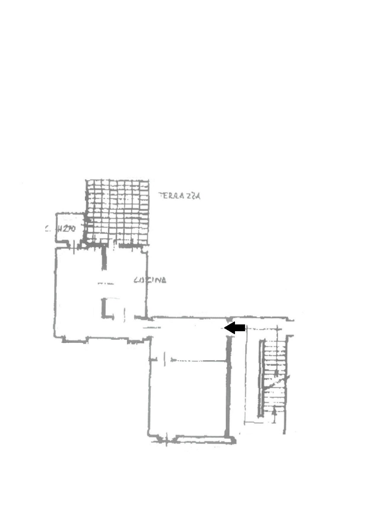 Appartamento in vendita, rif. K145 (Planimetria 1/1)