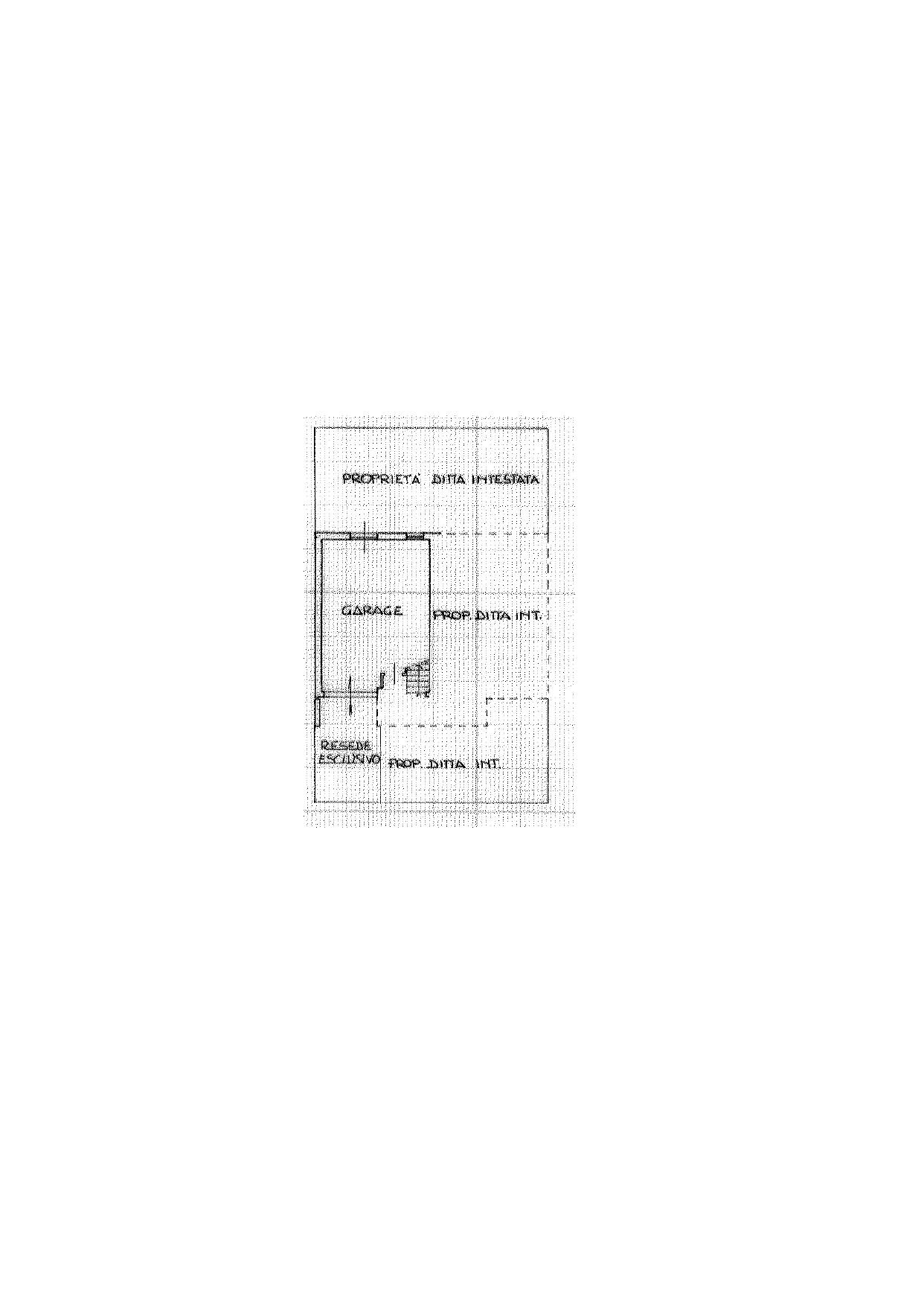 Terratetto in vendita, rif. K159 (Planimetria 2/2)