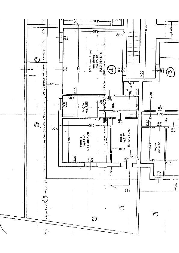 Appartamento in vendita, rif. apt1 (Planimetria 1/1)