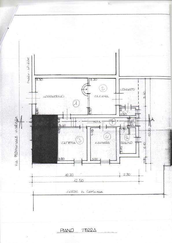 Planimetria 1/1 per rif. apu1
