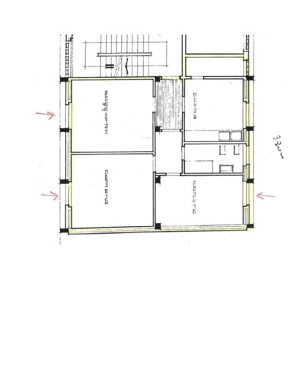 Planimetria 1/1 per rif. apc01
