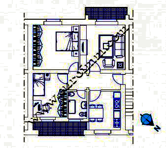 Planimetria 3/3 per rif. 0018