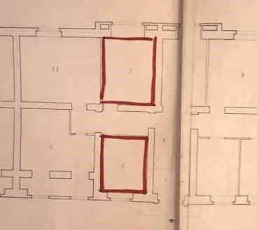 Planimetria 2/3 per rif. 0018