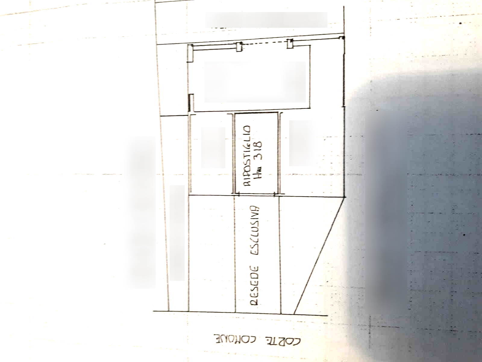 Planimetria 2/2 per rif. 0024