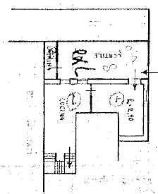 Planimetria 2/2 per rif. 0031