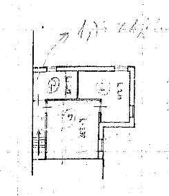 Planimetria 1/2 per rif. 0031