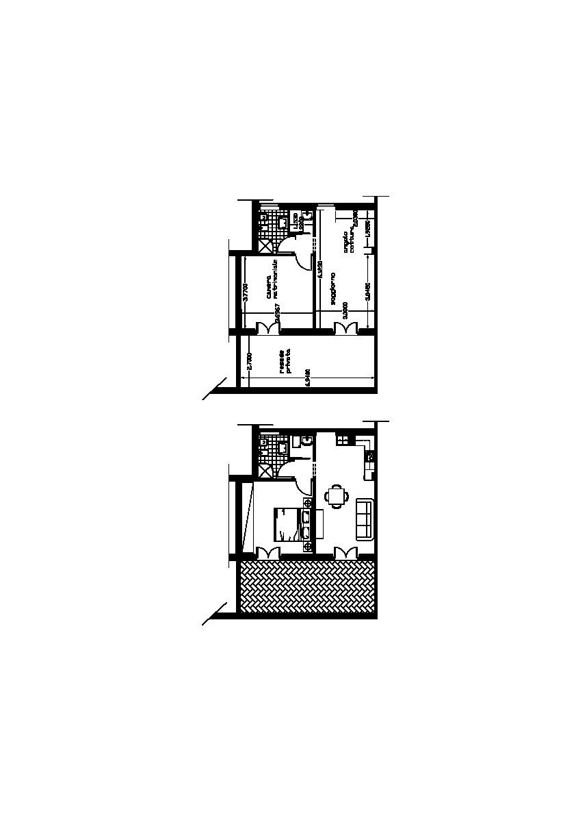 Planimetria 1/1 per rif. 0040