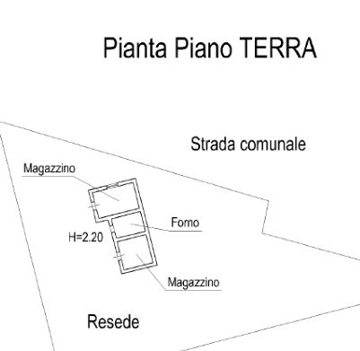 Planimetria 4/4 per rif. 0061