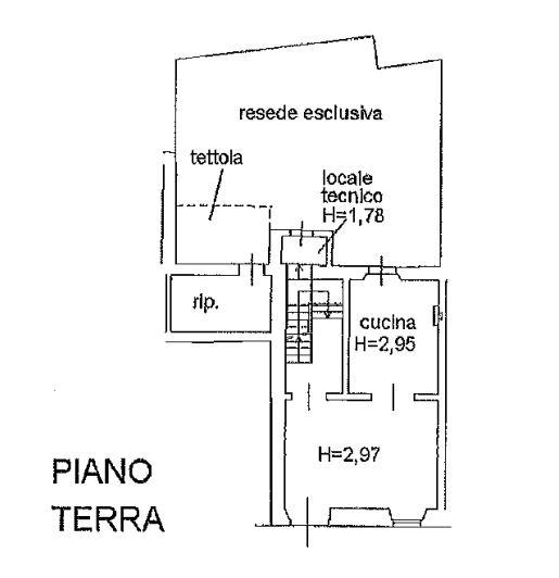 Planimetria 4/4 per rif. 0074