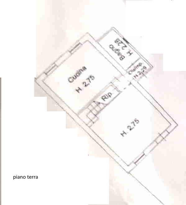 Planimetria 2/2 per rif. 0080