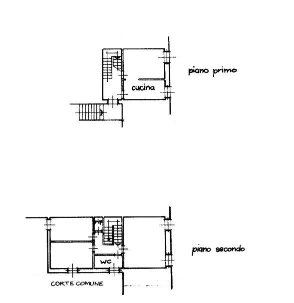 Planimetria 2/3 per rif. 0085