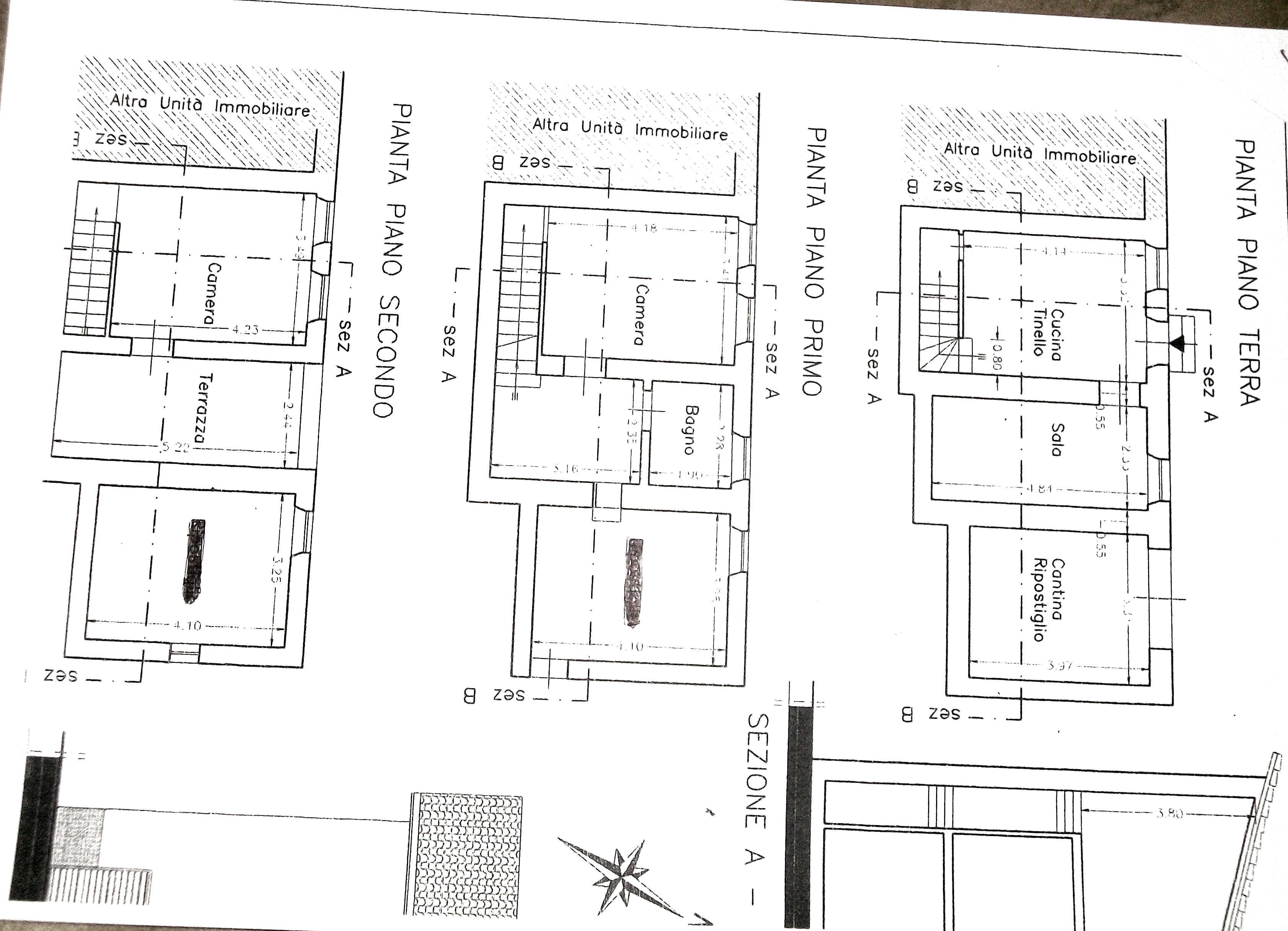 Planimetria 1/1 per rif. 0086