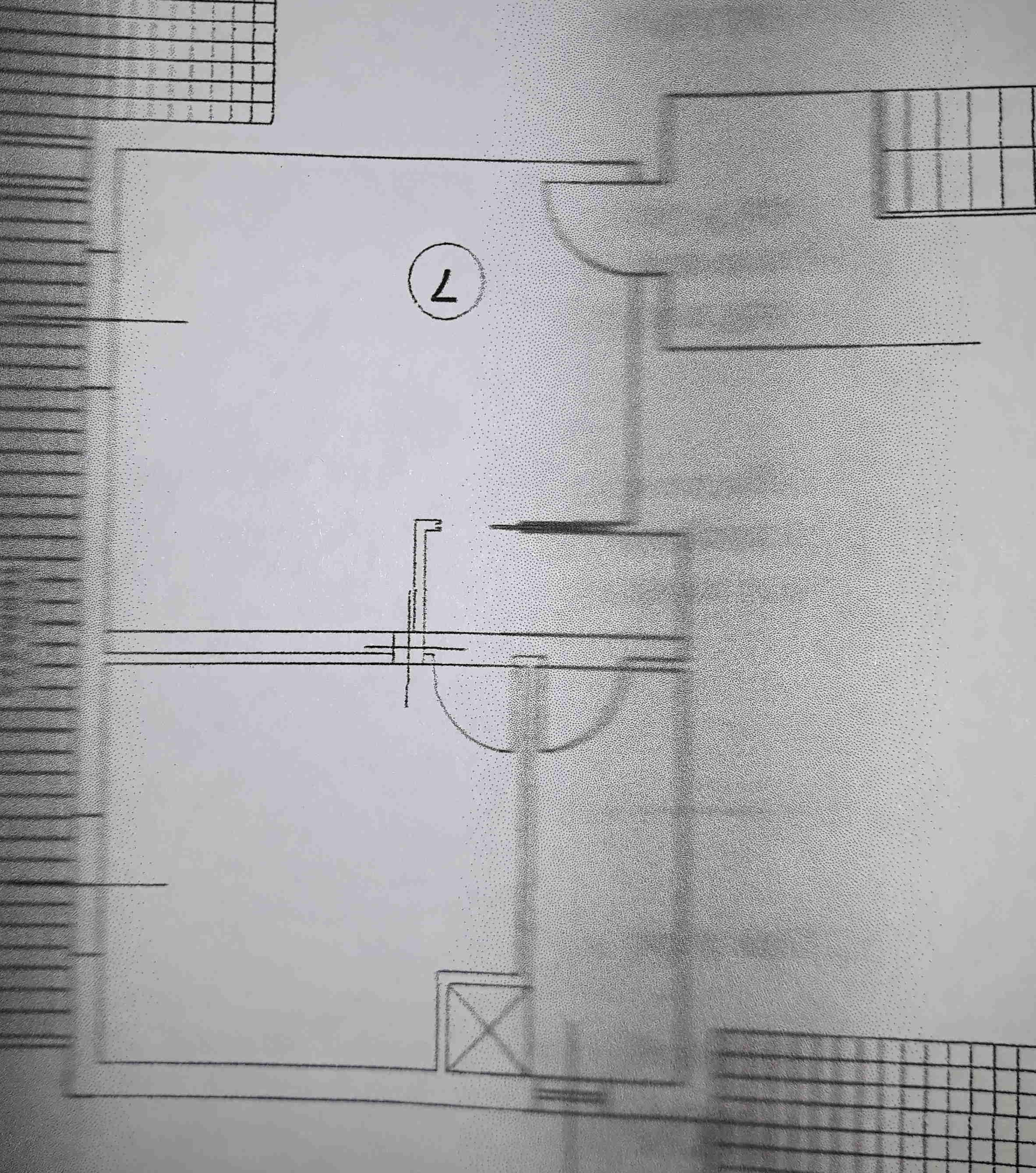 Planimetria 1/1 per rif. 0109