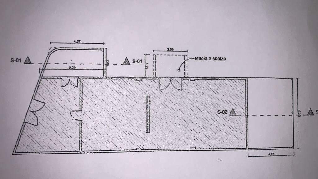 Planimetria 1/1 per rif. 0111