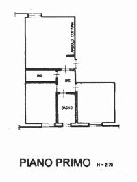 Appartamento in vendita, rif. F/0466 (Planimetria 1/1)