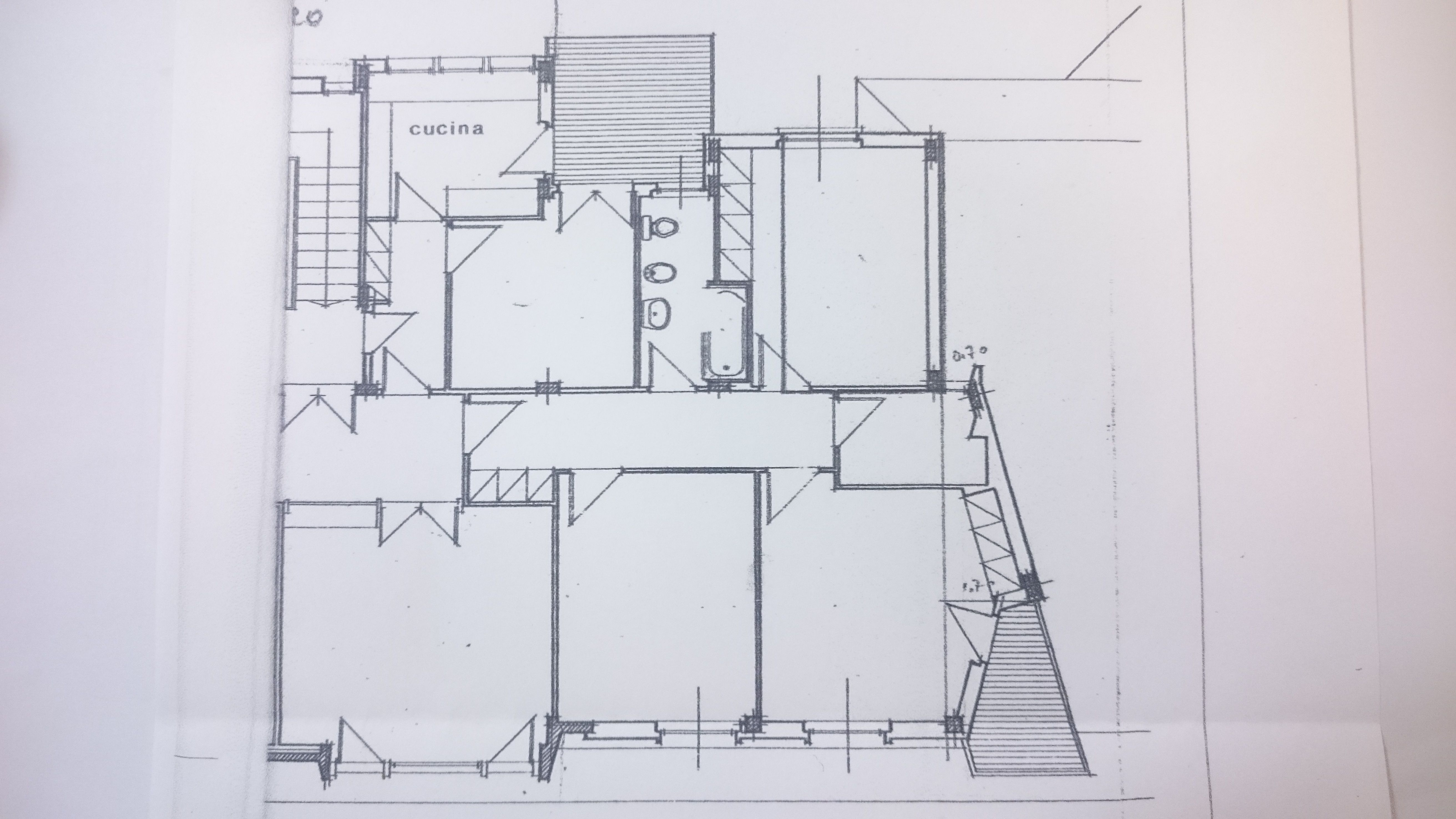 Planimetria 1/1 per rif. M/0150