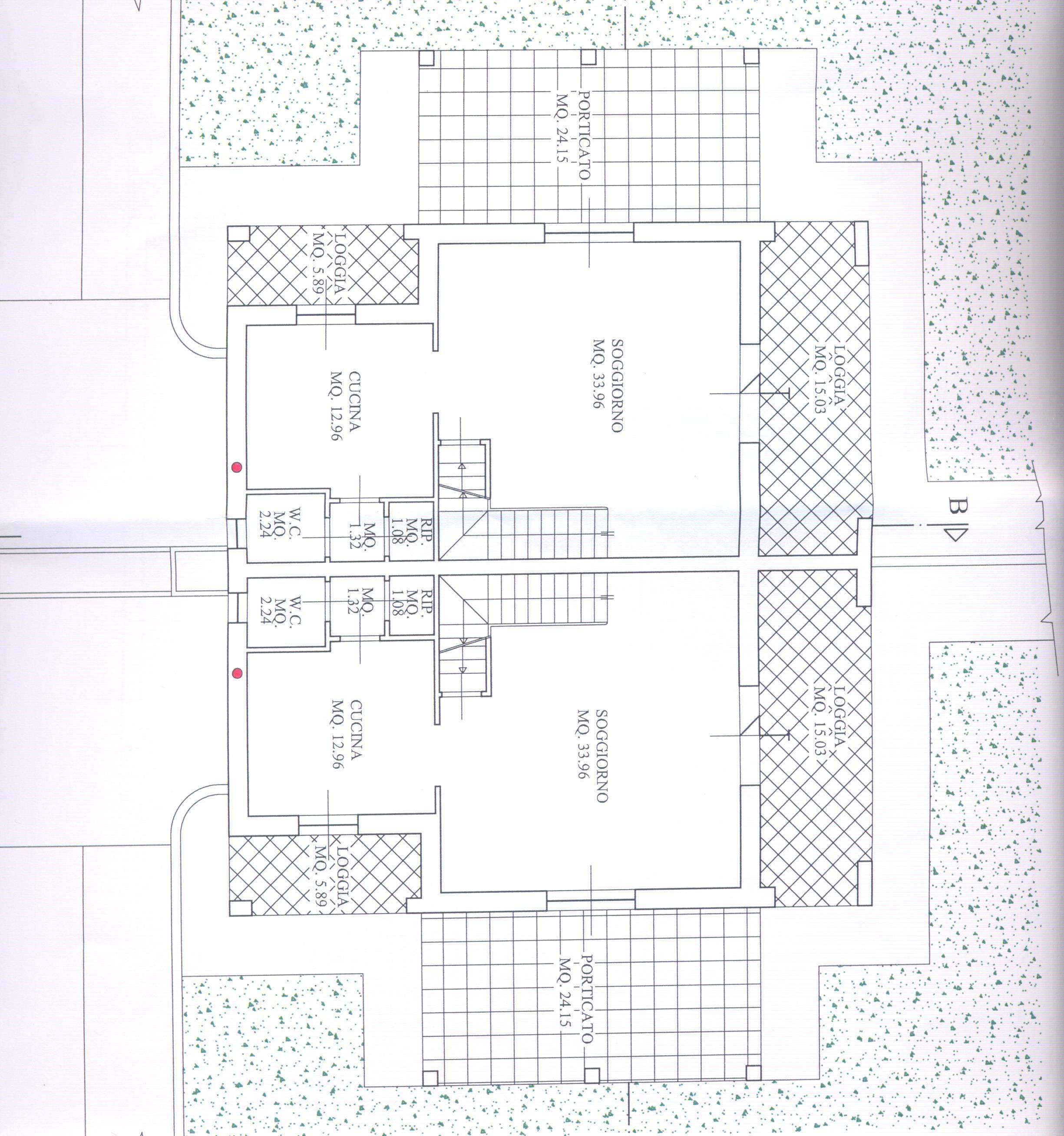 Planimetria 3/3 per rif. F/0077