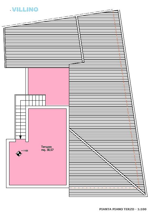 Planimetria 8/8 per rif. F/0193
