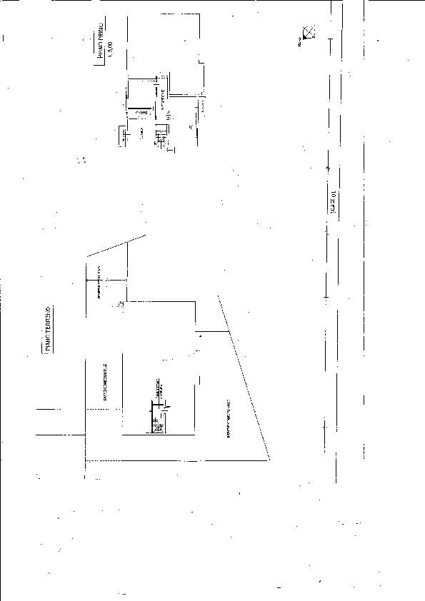 Planimetria 1/1 per rif. B/0139