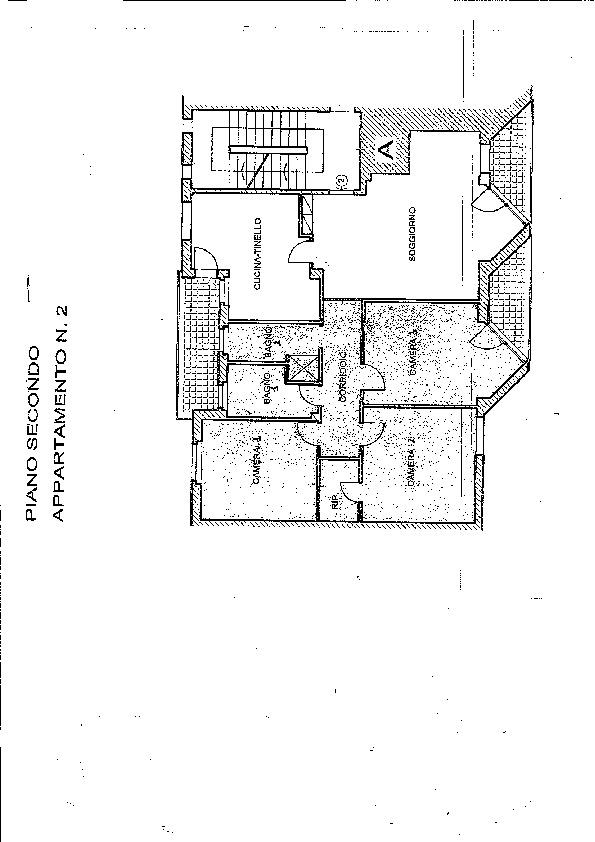 Planimetria 1/1 per rif. P/0098