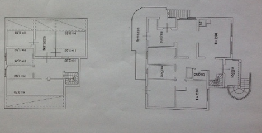 Planimetria 3/3 per rif. F/0220