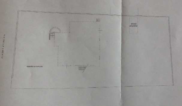 Planimetria 2/3 per rif. F/0220