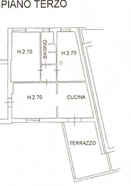 Planimetria 1/1 per rif. B/0148