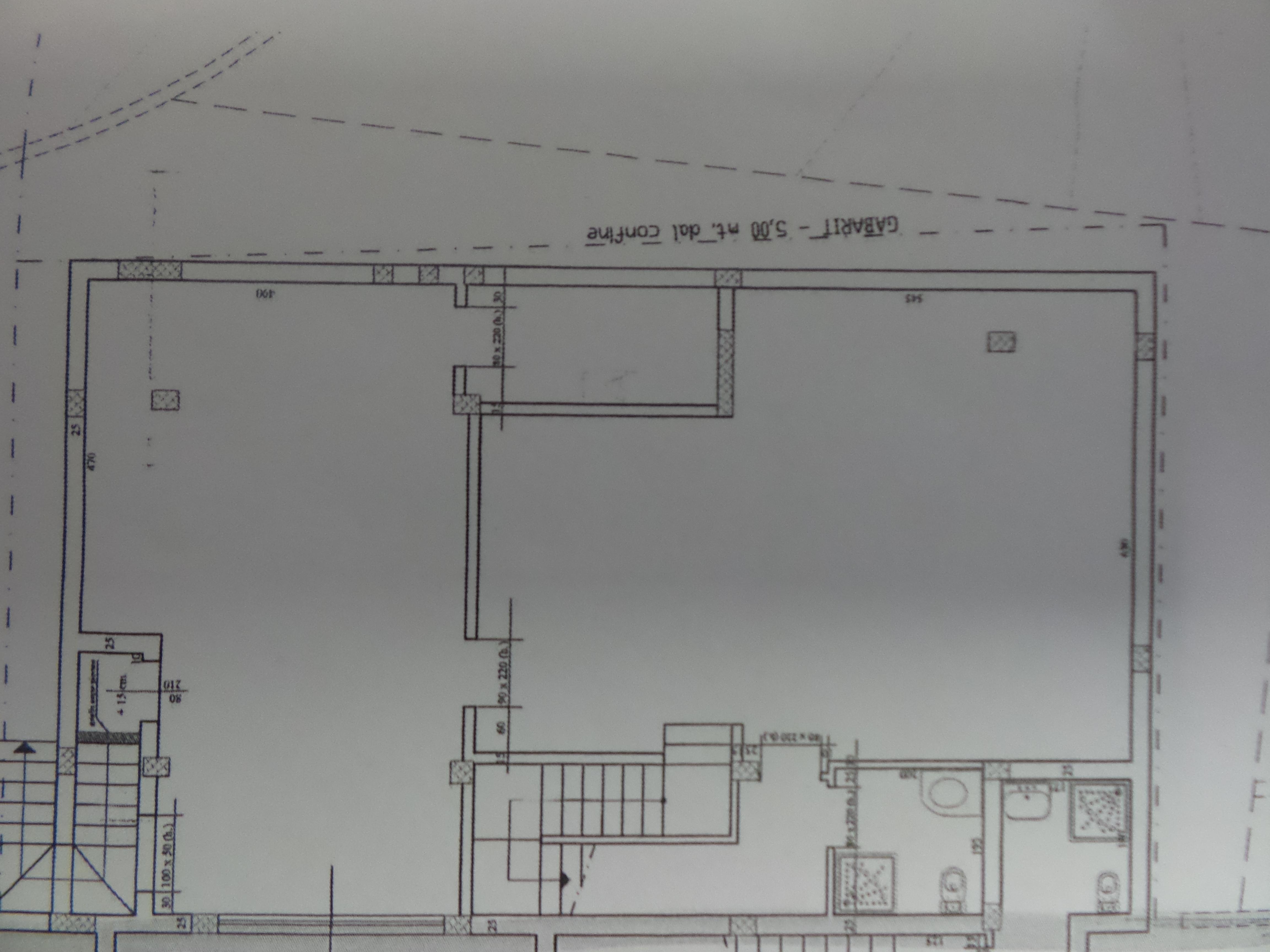 Planimetria 4/4 per rif. P/0111