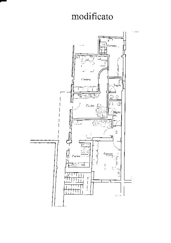 Planimetria 1/1 per rif. P/0112