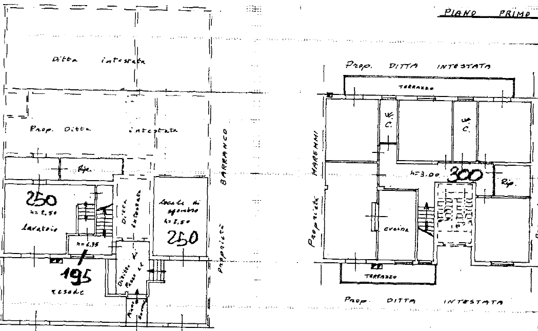 Plan 1/2 for ref. F/0259
