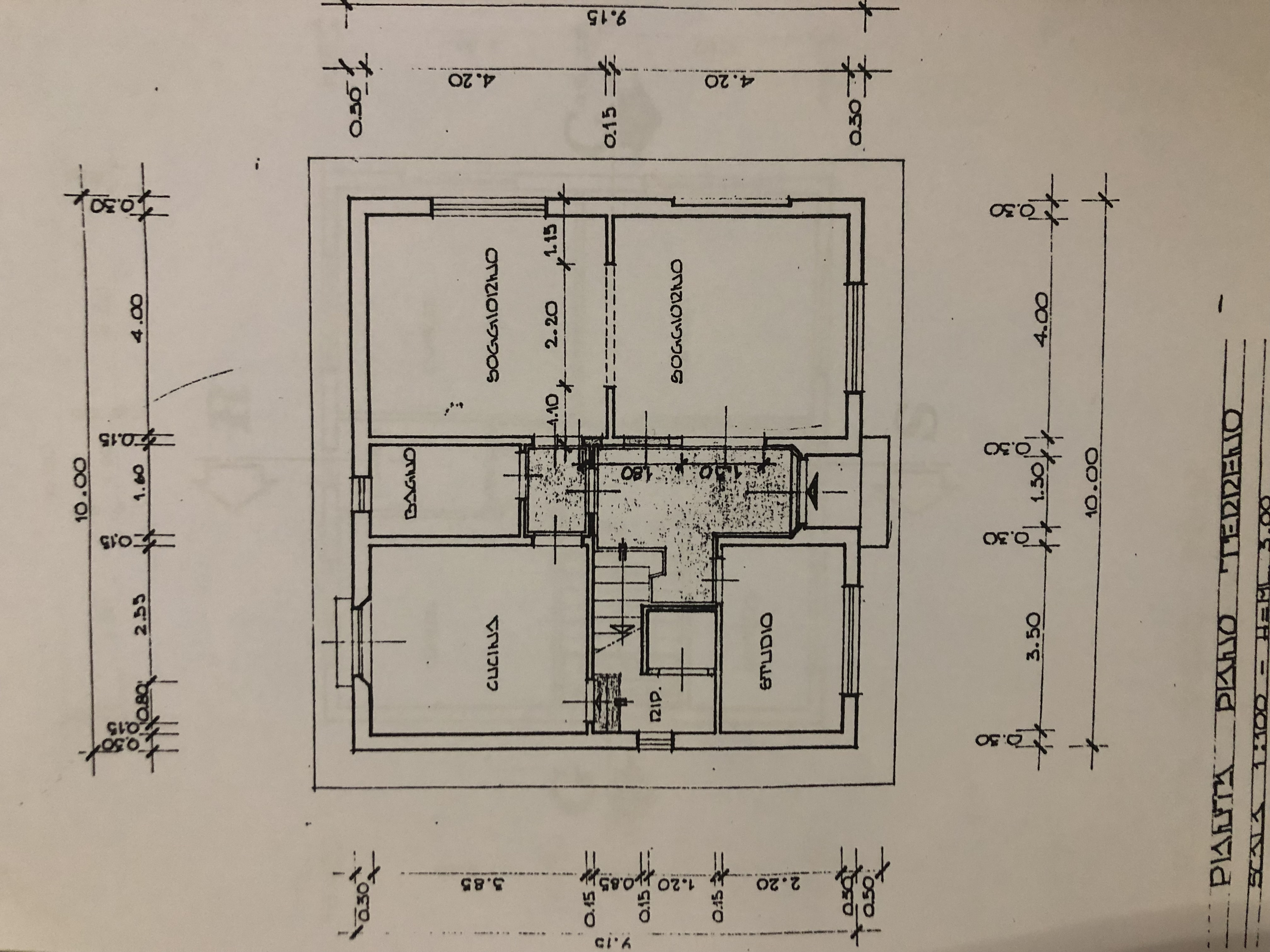 Plan 1/2 for ref. F/0260