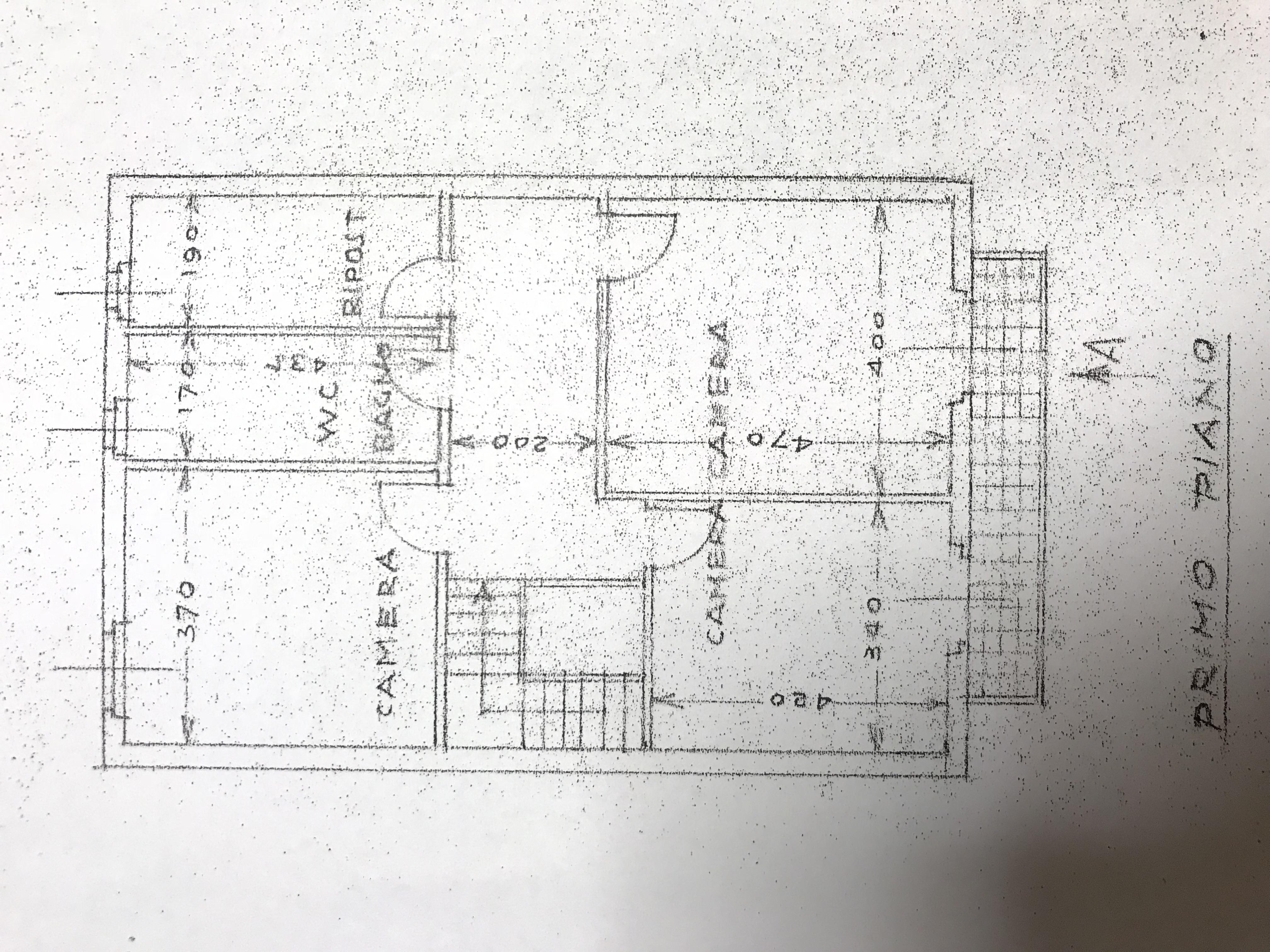 Planimetria 1/1 per rif. M/0202