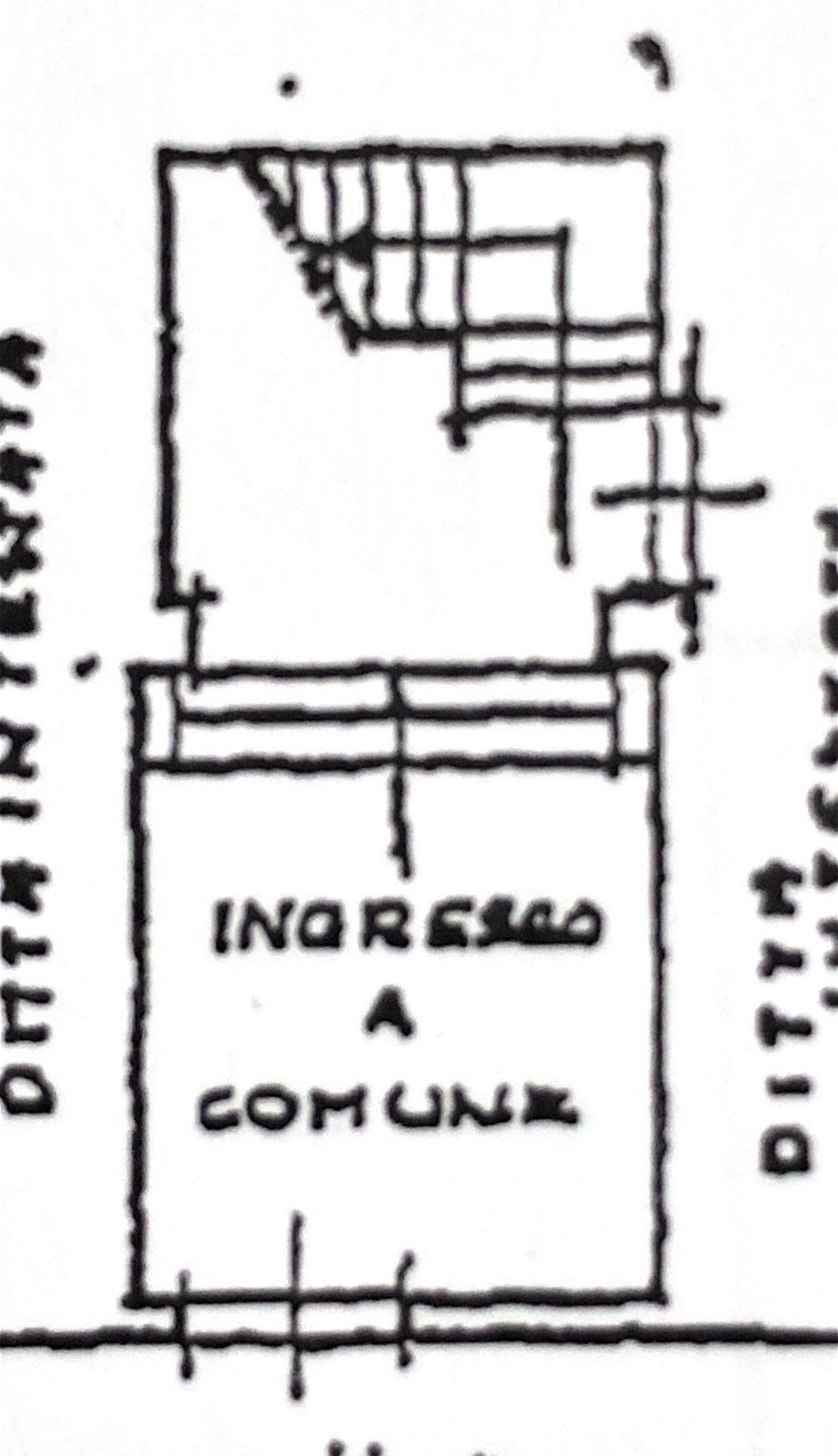 Planimetria 2/4 per rif. M/0204