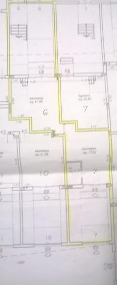 Planimetria 2/2 per rif. P/0129