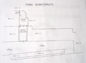 Appartamento in vendita, rif. P/0130 (Planimetria 2/2)