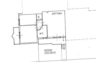 Planimetria 1/1 per rif. B/0172