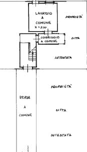 Planimetria 1/2 per rif. B/0174