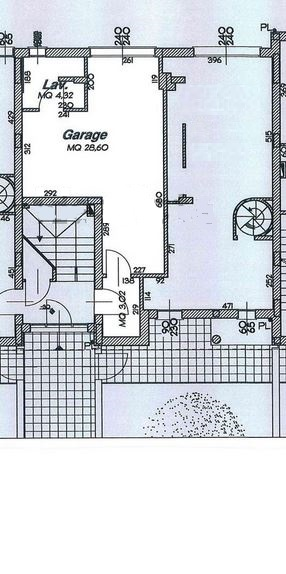 Planimetria 3/3 per rif. M/0224