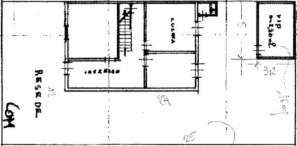 Planimetria 1/2 per rif. F/0286