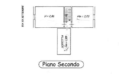 Planimetria 4/4 per rif. P/0143