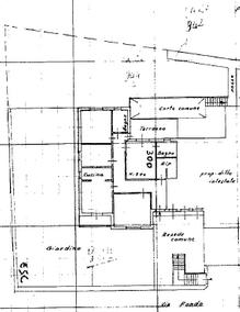Planimetria 2/2 per rif. B/0192