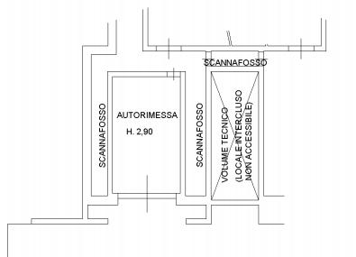 Planimetria 3/3 per rif. F/0296