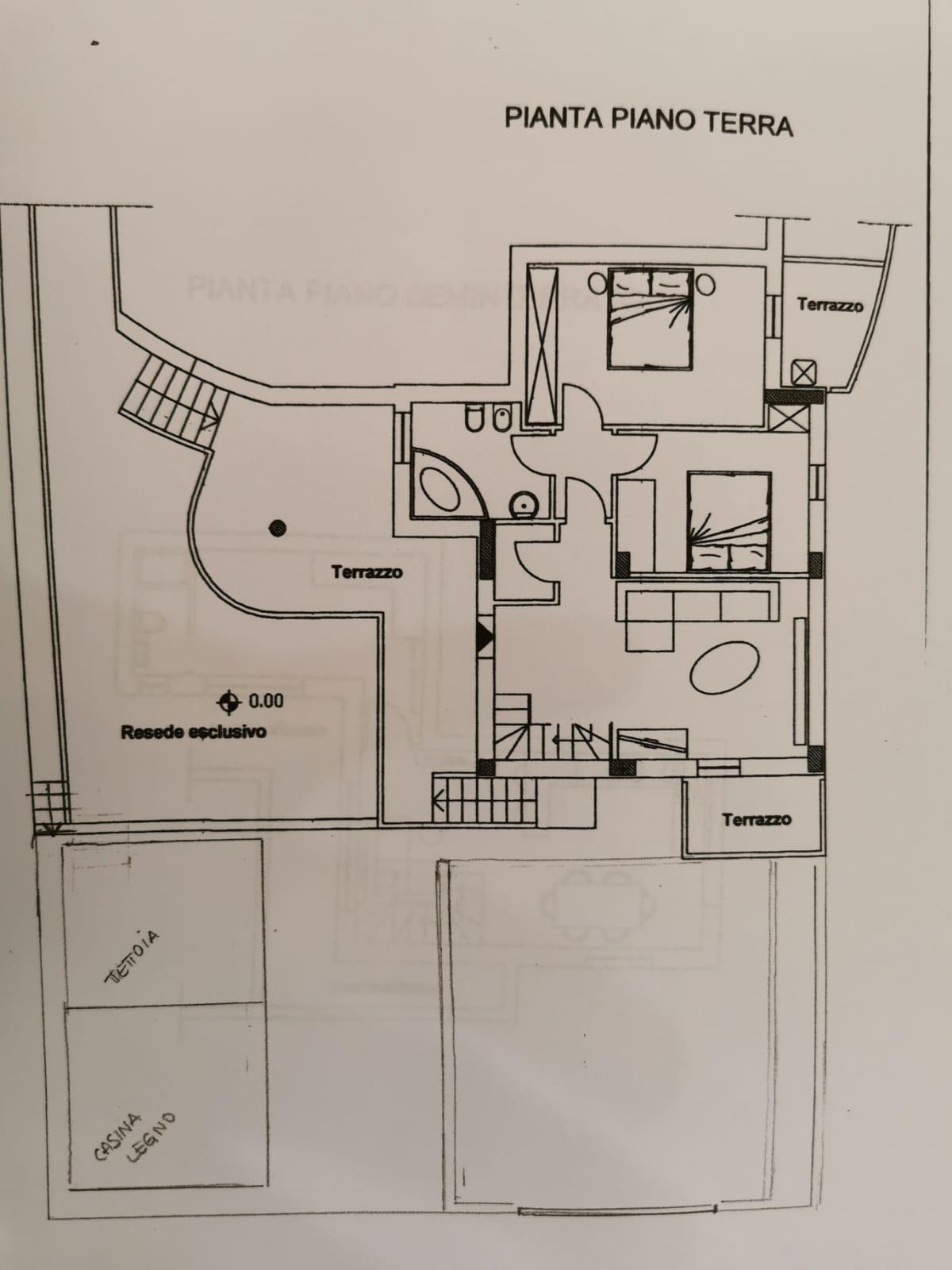 Planimetria 1/1 per rif. M/0248