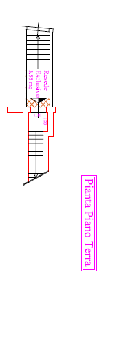 Planimetria 2/2 per rif. P/0151