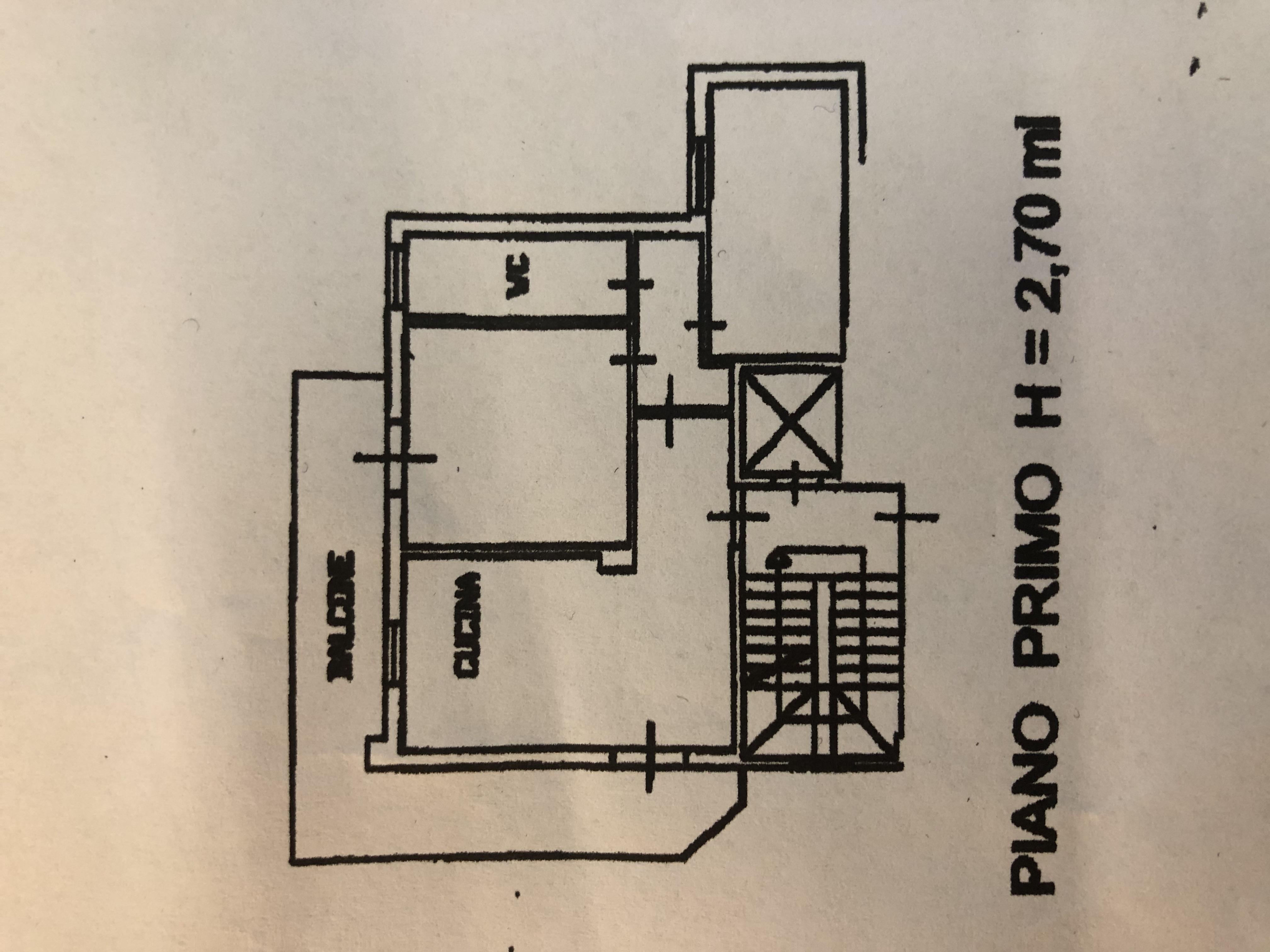Planimetria 1/1 per rif. F/0309
