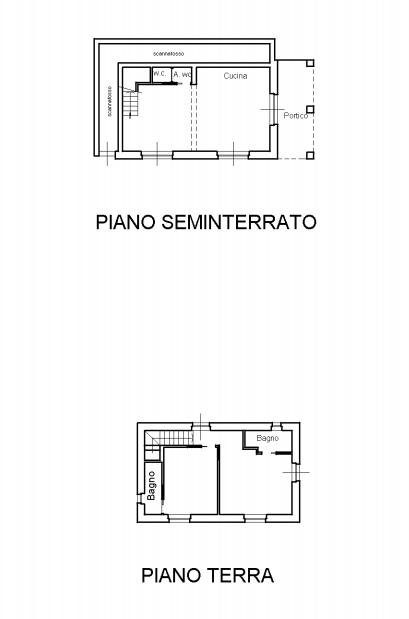 Planimetria 1/1 per rif. F/0310
