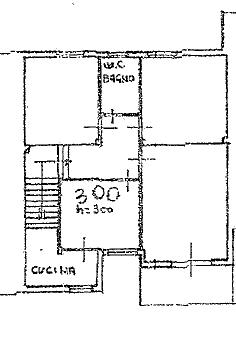 Planimetria 1/1 per rif. B/0206