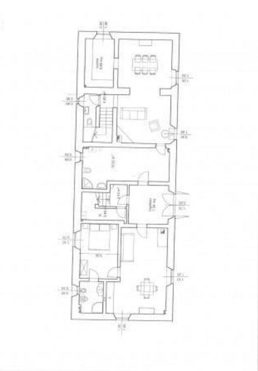Planimetria 1/3 per rif. F/0321