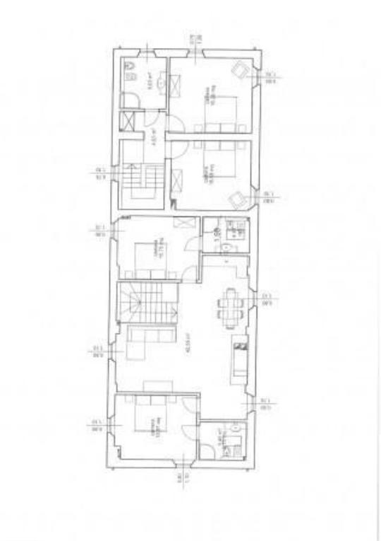 Planimetria 2/3 per rif. F/0321