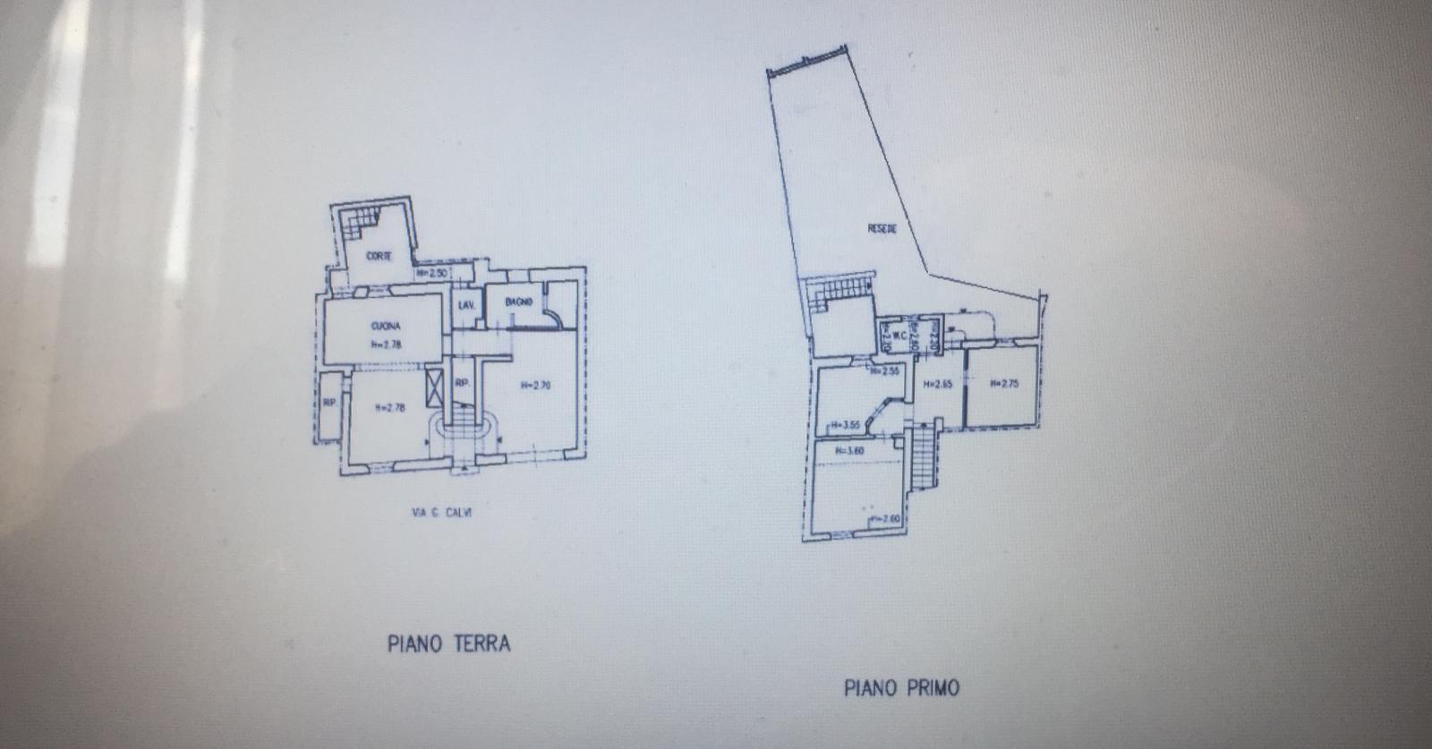 Planimetria 1/1 per rif. M/0267